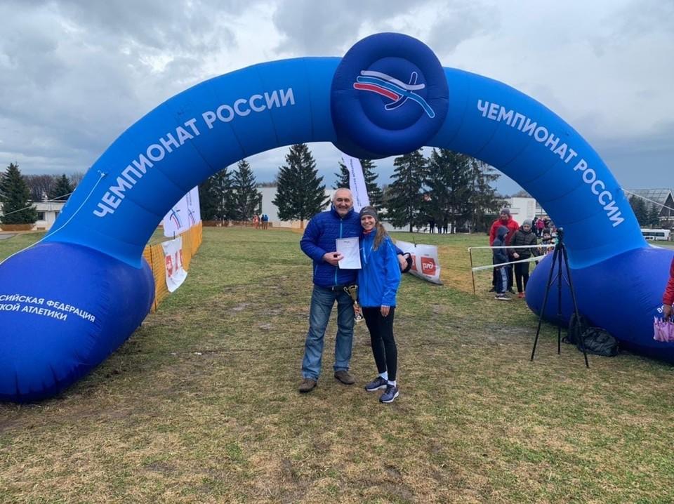 В Суздале завершились чемпионат и первенство России по кроссу.
