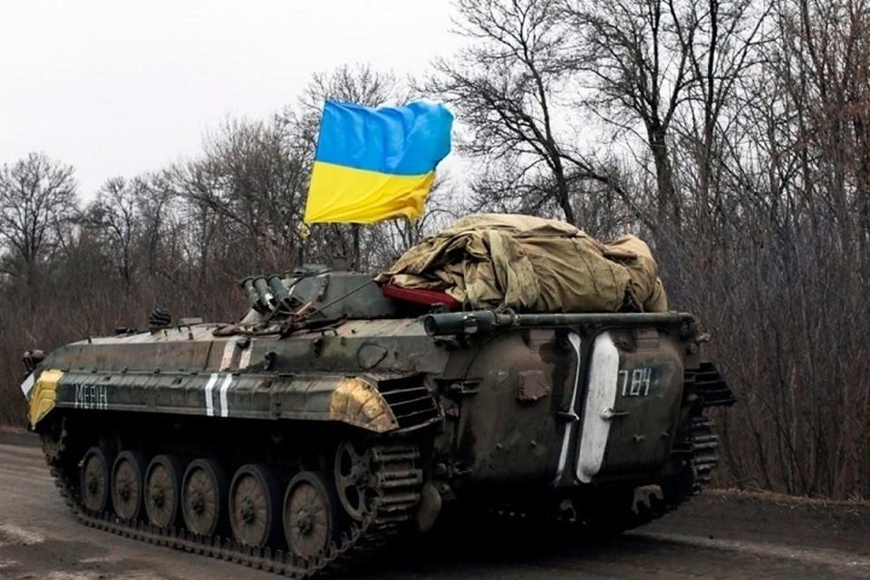 ВСУ перебросили вооружение в поселки подконтрольного Киеву Донбасса. (Архивное фото). Фото: Штаб ООС