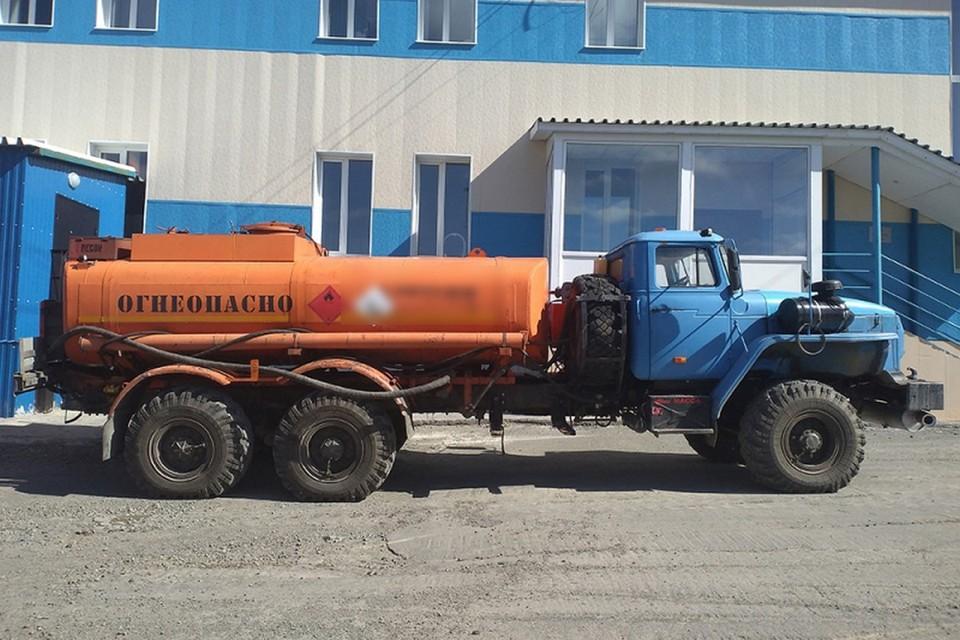 На севере Красноярского края приятели украли 16 тонн дизельного топлива. Фото: пресс-служба полиции