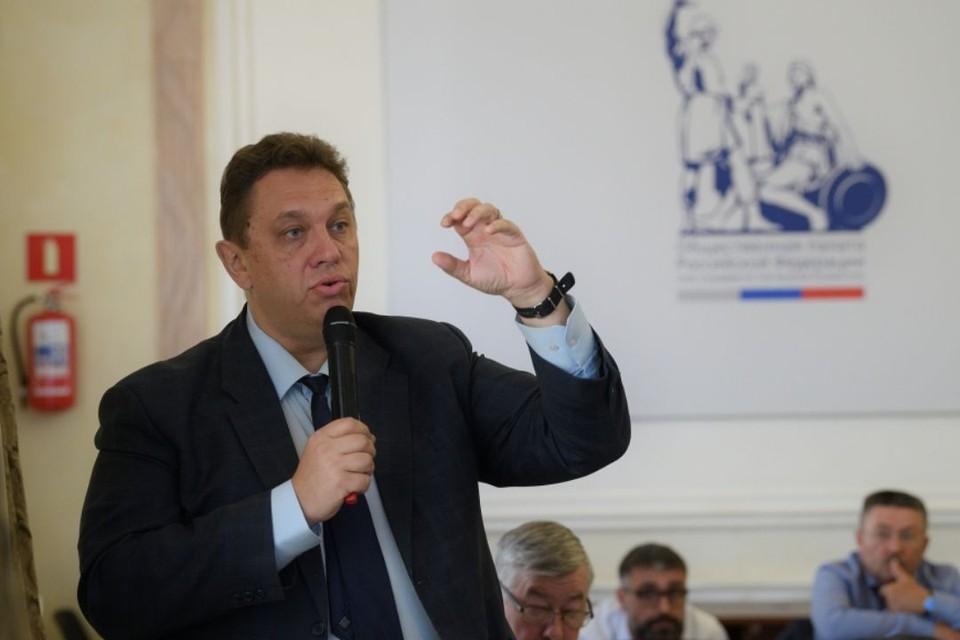 Владимир Шабардин занимает должность Уполномоченного по правам ребенка в Кировской области с 1 июля 2010 года. Фото: pravarebenka43.ru