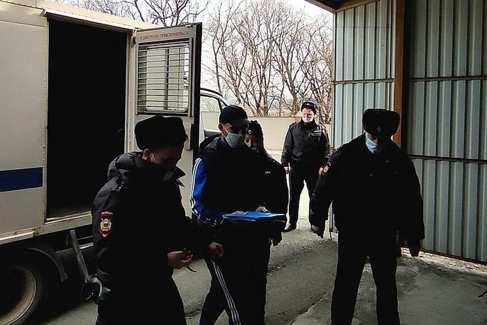 Нападавшие долгое время следили за жертвой. Фото: пресс-служба ОМВД России по городу Находке.