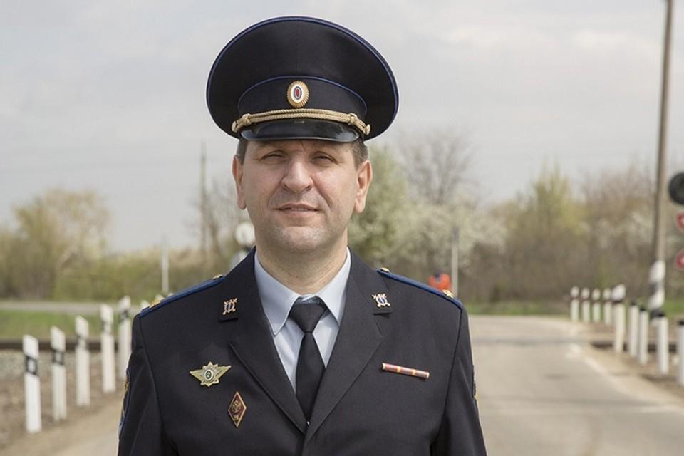 Фото пресс-службы ГУ МВД России по краю
