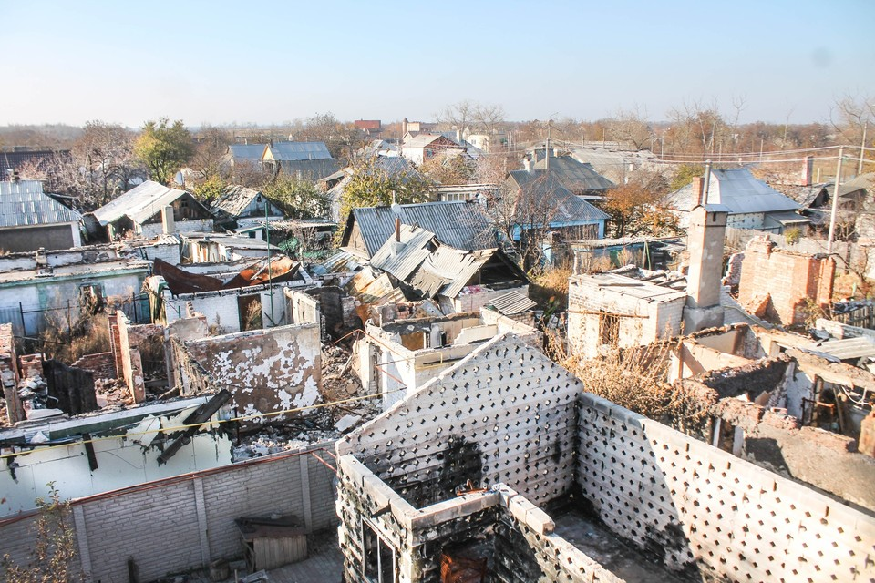 Районы поселков и сел Республики ежедневно подвергаются обстрелам со стороны ВСУ