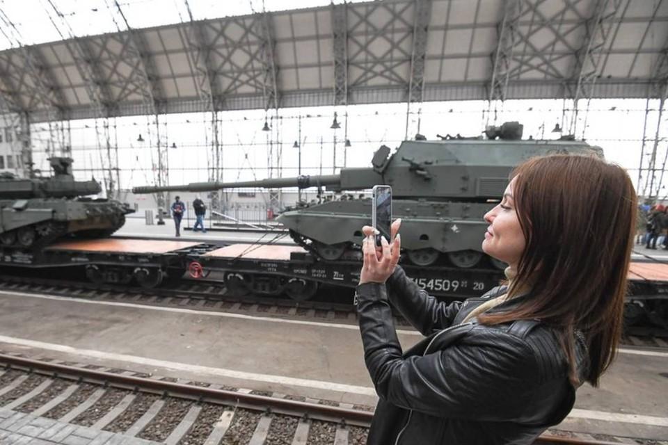 «Поезд Победы» прибудет в Иркутск 13 июня, а в Братск – 27 мая.