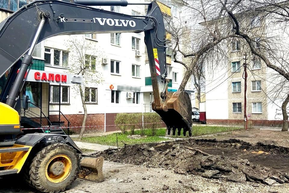 В Липецке появятся 2 новых сквера