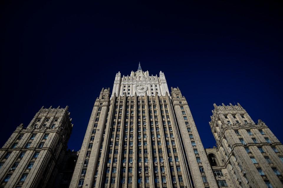Россия ждет разъяснения о хранившихся на складе во Врбетице противопехотных минах