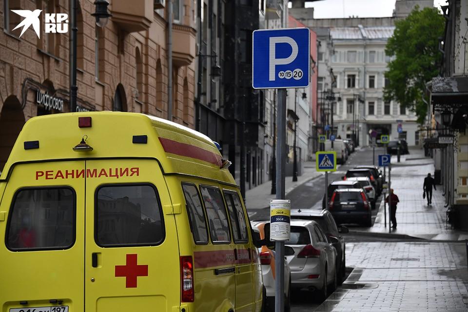В отделении реанимации находятся 78 пациентов.