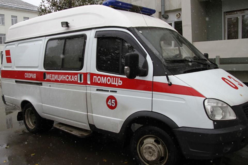 Пациент ворвался в кабинет замглавврача ГКБ №8 в Иркутске и отказывался выходить.