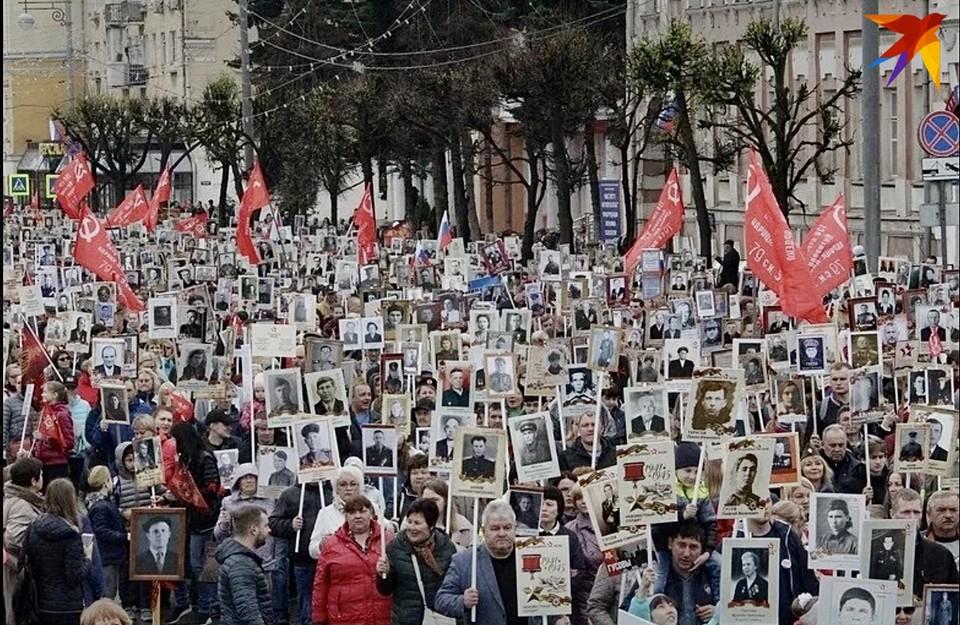 Про Бессмертный полк-2021 в Твери рассказали организаторы шествия.