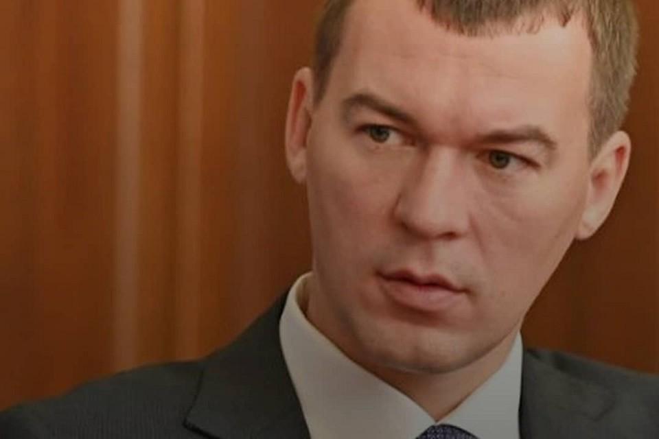 Михаил Дегтярев проведет прямой эфир в социальных сетях 28 апреля