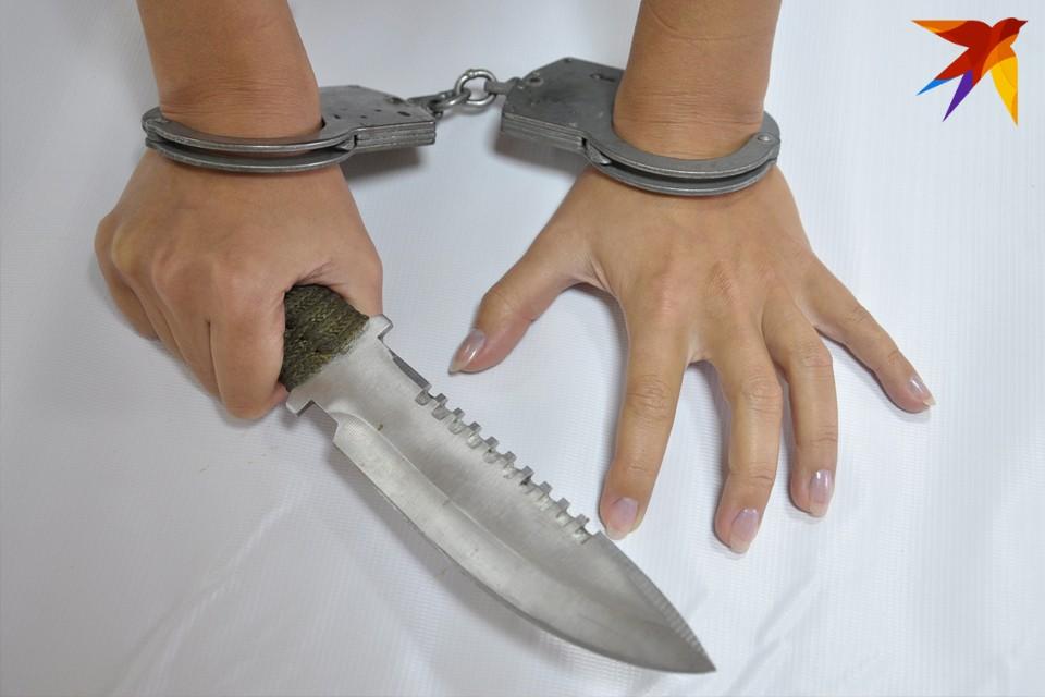Мужчина угрожал, что сам убьет сожительницу
