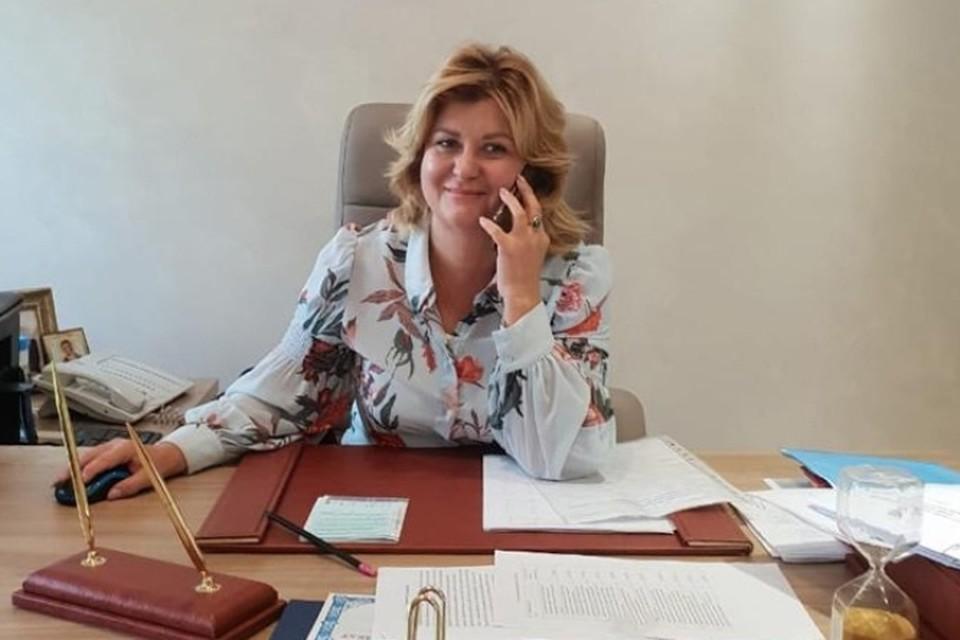 Врио замгубернатора Брянской области назначили Татьяну Кулешову. Фото: департамент внутренней политики Брянской области.