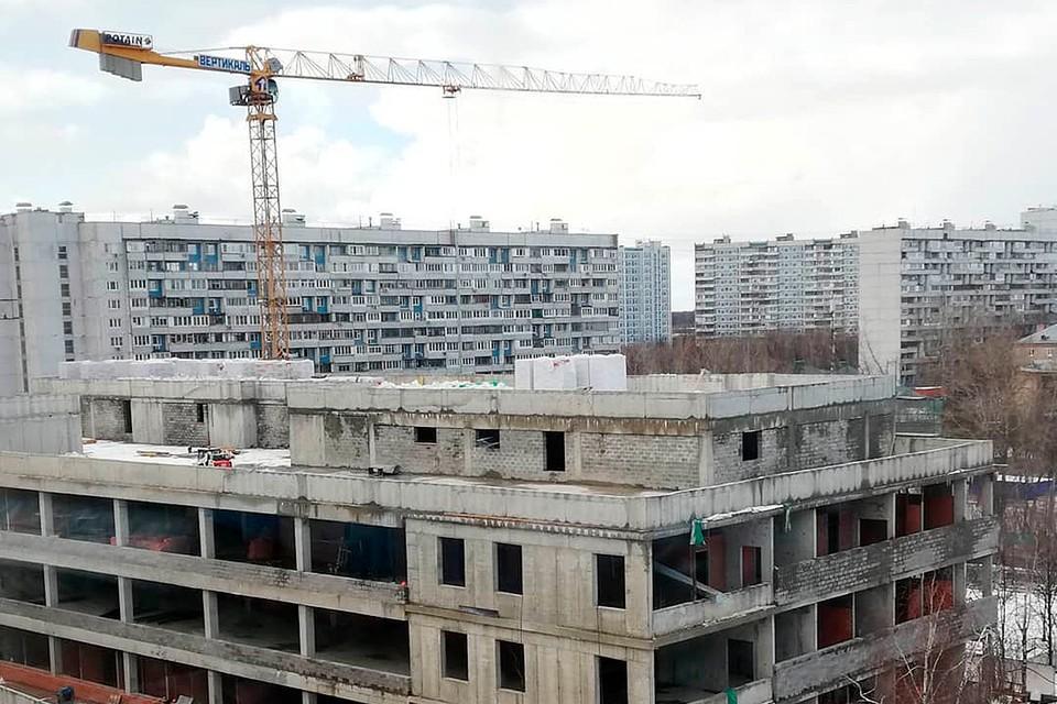 Стационарный скоропомощный комплекс уже строится в больнице имени Вересаева.