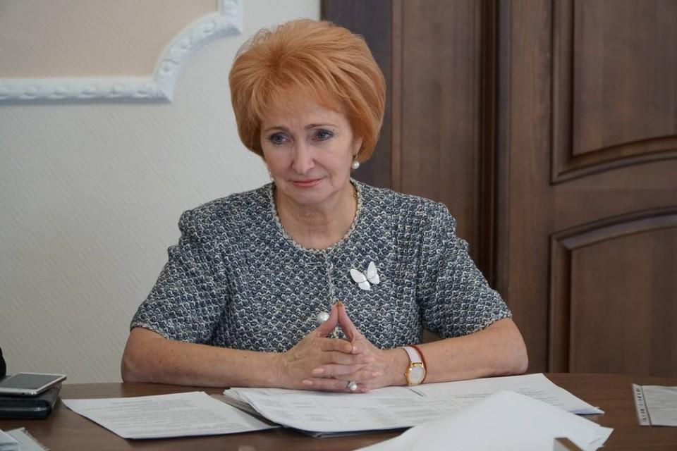 Ирина Солнцева