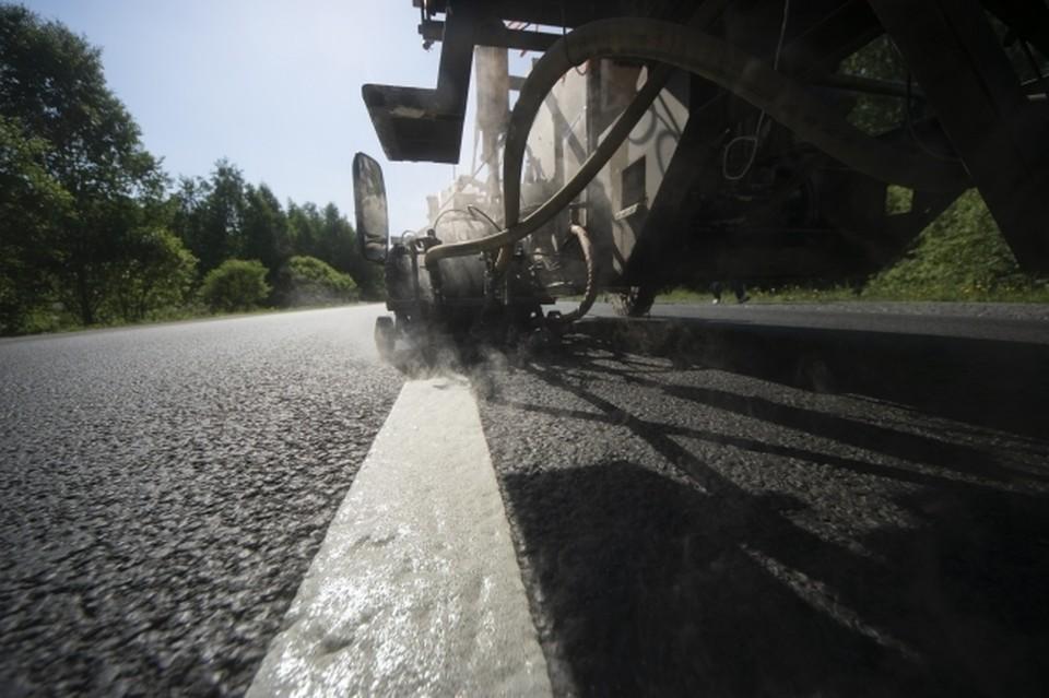 Дорожное покрытие начнут ремонтировать с 29 апреля