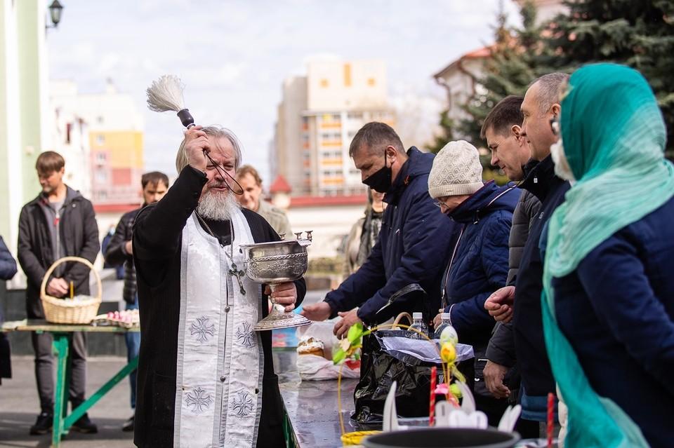 Пасху Христову в 2021 году православные отметят 2 мая.