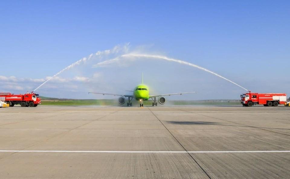 Фото: пресс-служба аэропорта Анапы