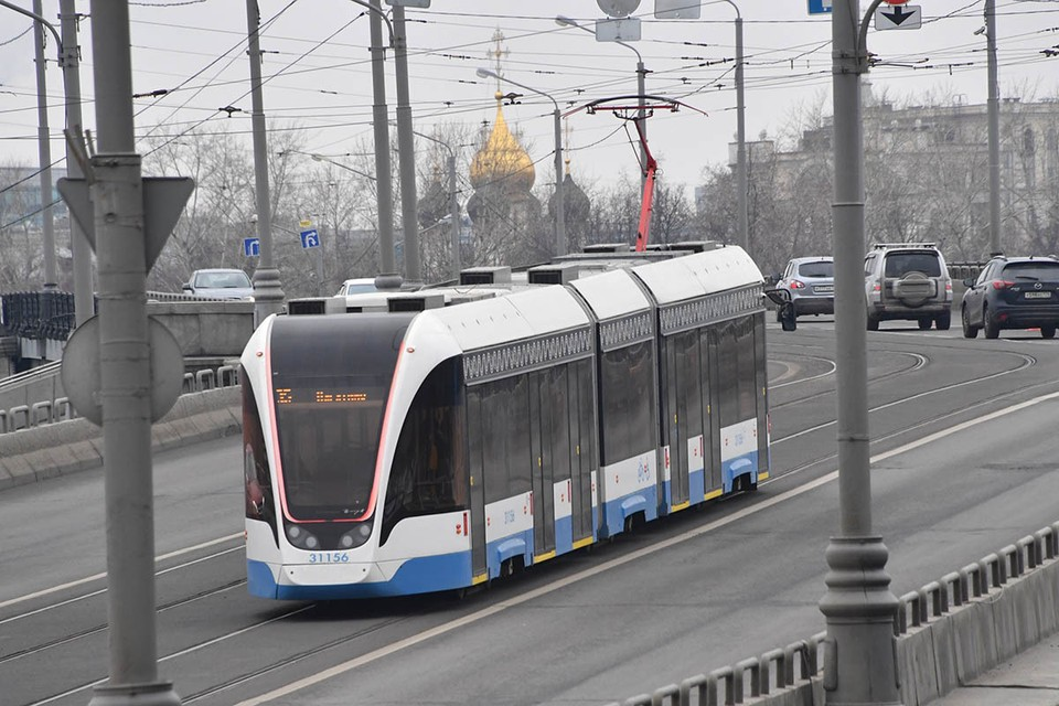 Маршрут свяжет станции метро, МЦД и Курский вокзал