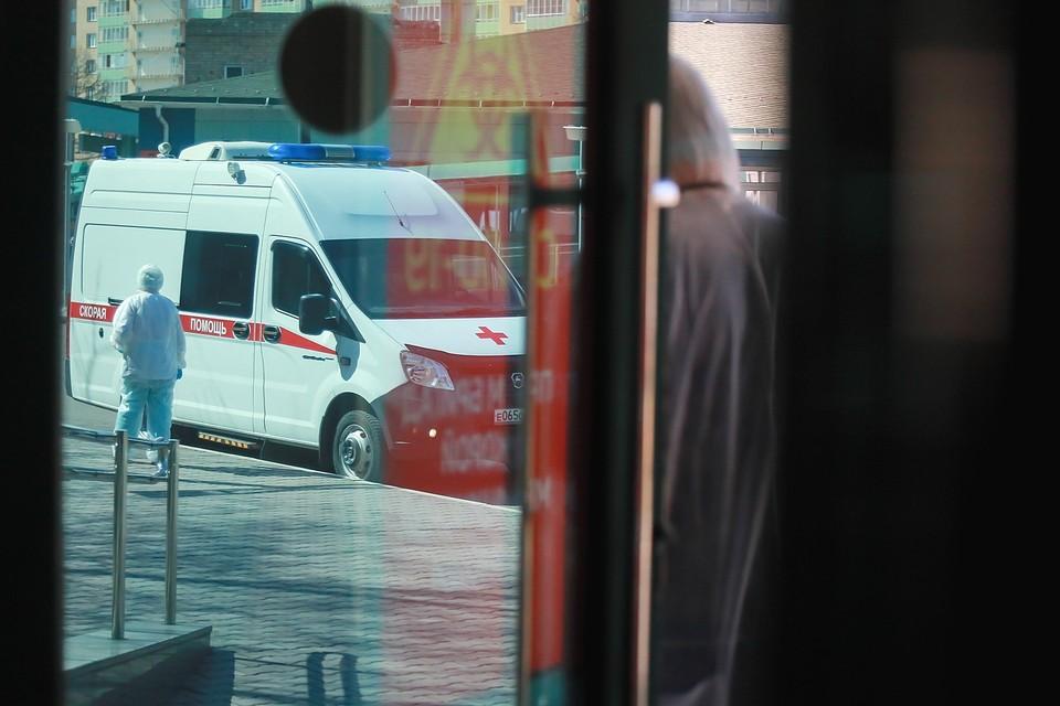 В Красноярском крае от коронавируса за сутки скончались еще 10 человек