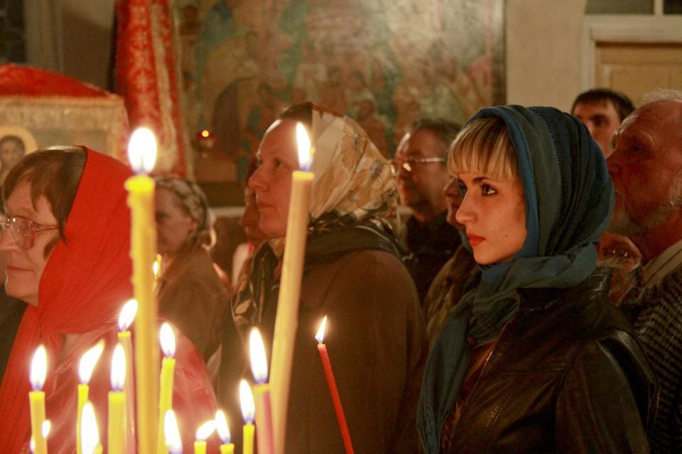 Пасхальные богослужения в Барнауле 2021