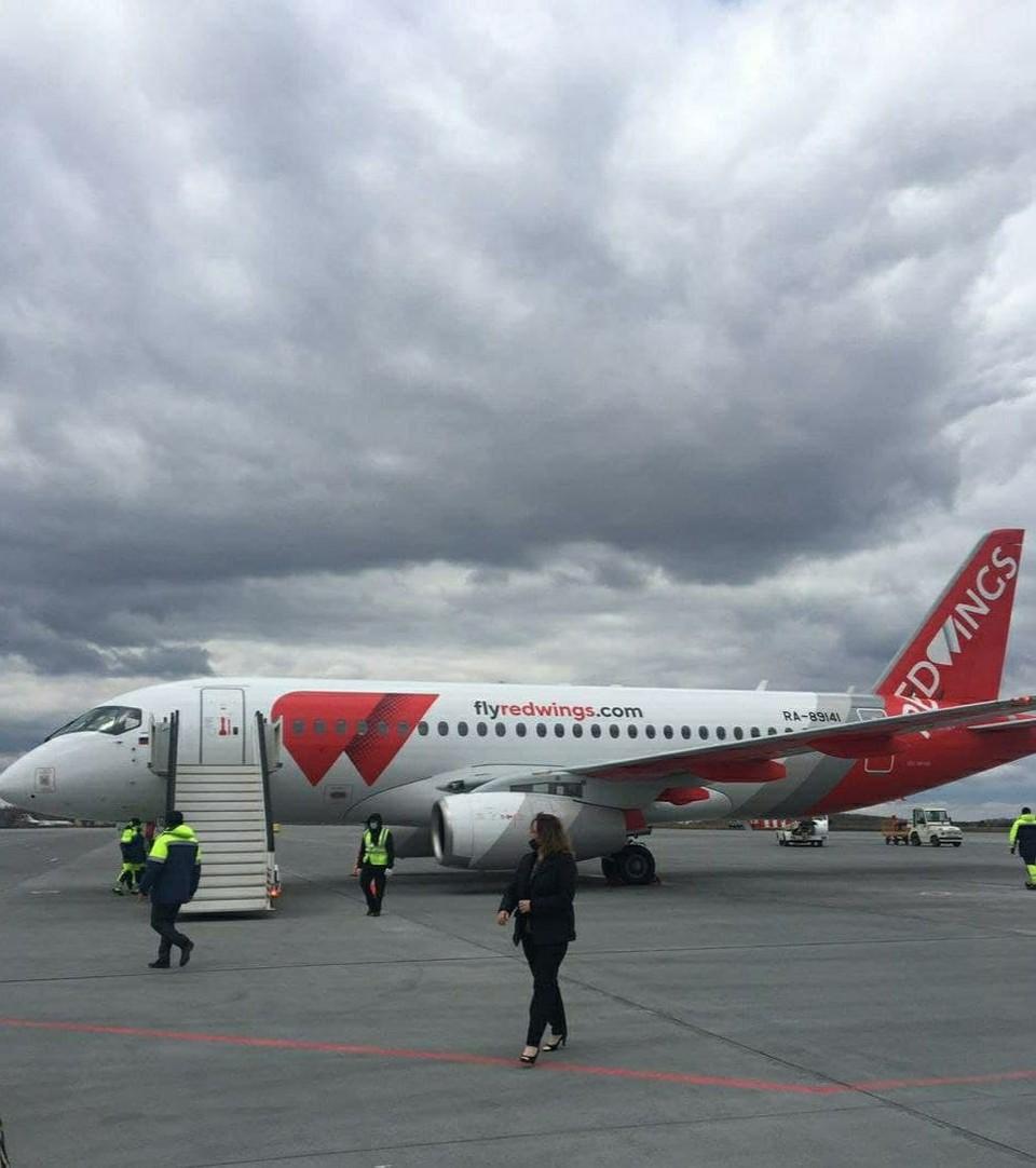 В ближайшее время Red Wings запустит еще три направления. Фото: Миндортранс Челябинской области