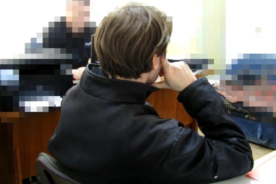 Сообщившего о заминировании кировчанина задержали. Фото: Кировский ЛО МВД на транспорте