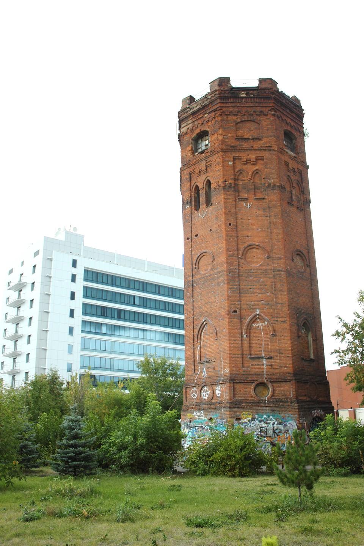 Художница из Перми преобразит водонапорную башню на центральной площади города Ижевска