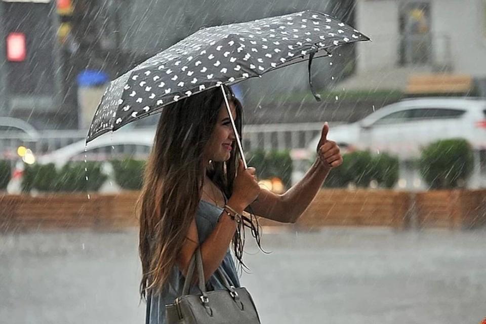 Начало мая в Твери обещает быть относительно тёплым, но дождливым.
