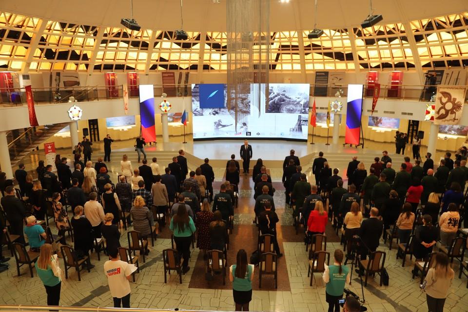 Патриотическая акция «Единой России» на территории нашего региона прошла масштабно.