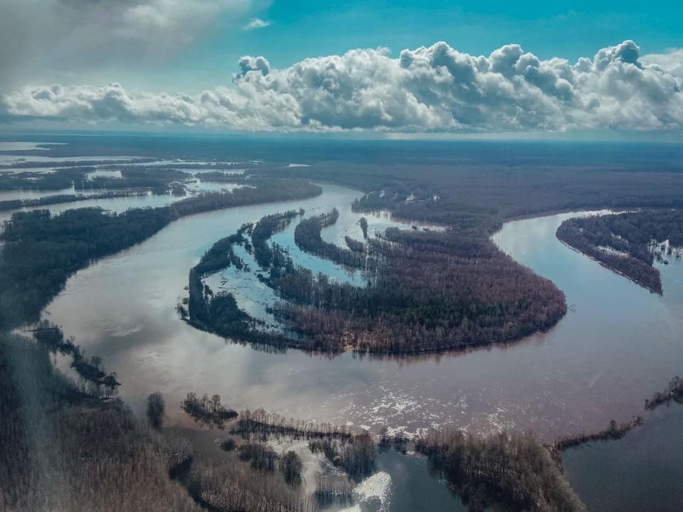 Наиболее сложная паводковая обстановка сейчас складывается в северных районах Нижегородской области