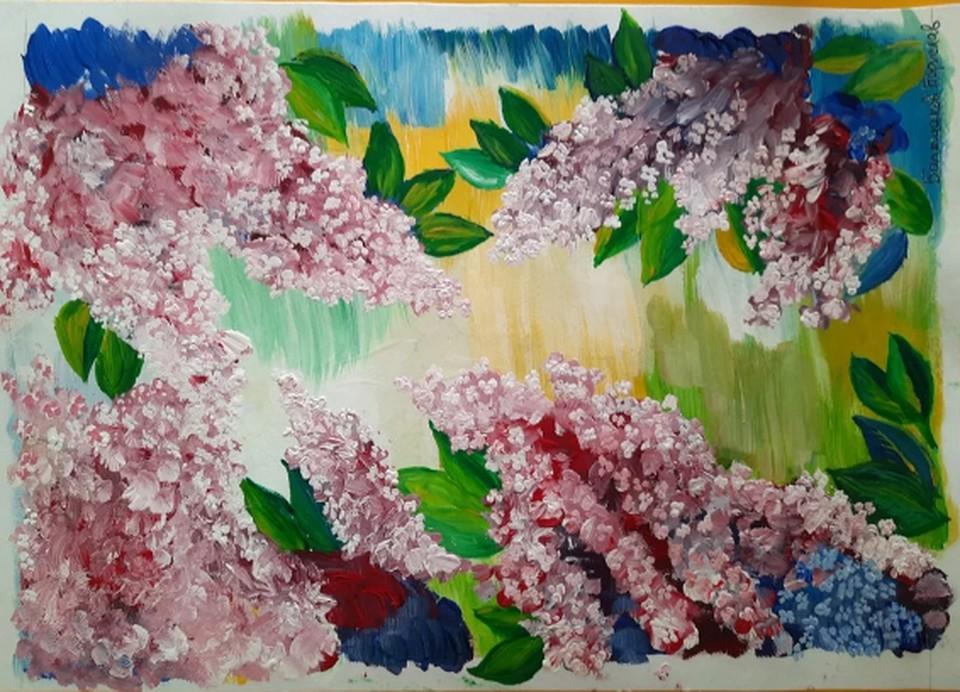 Нарисовал Борислав Большаков из детского сада 306 Фото: личный архив