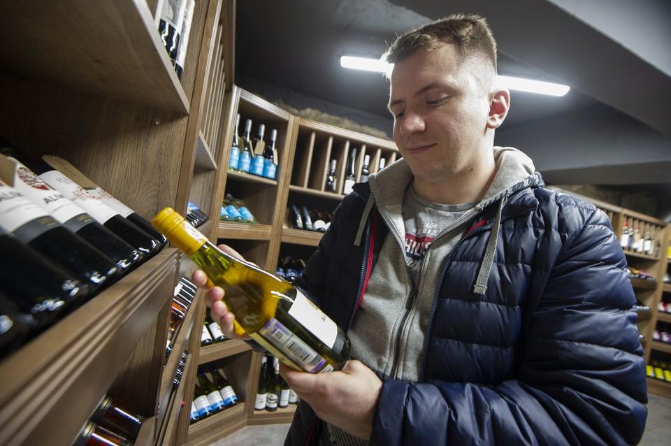 В России рассмотрят возможность введения минимальной розничной цены для любого алкоголя