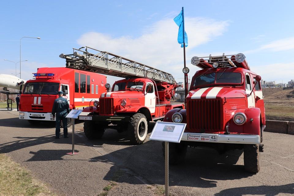 Фото: ГУ МЧС России по Кемеровской области.