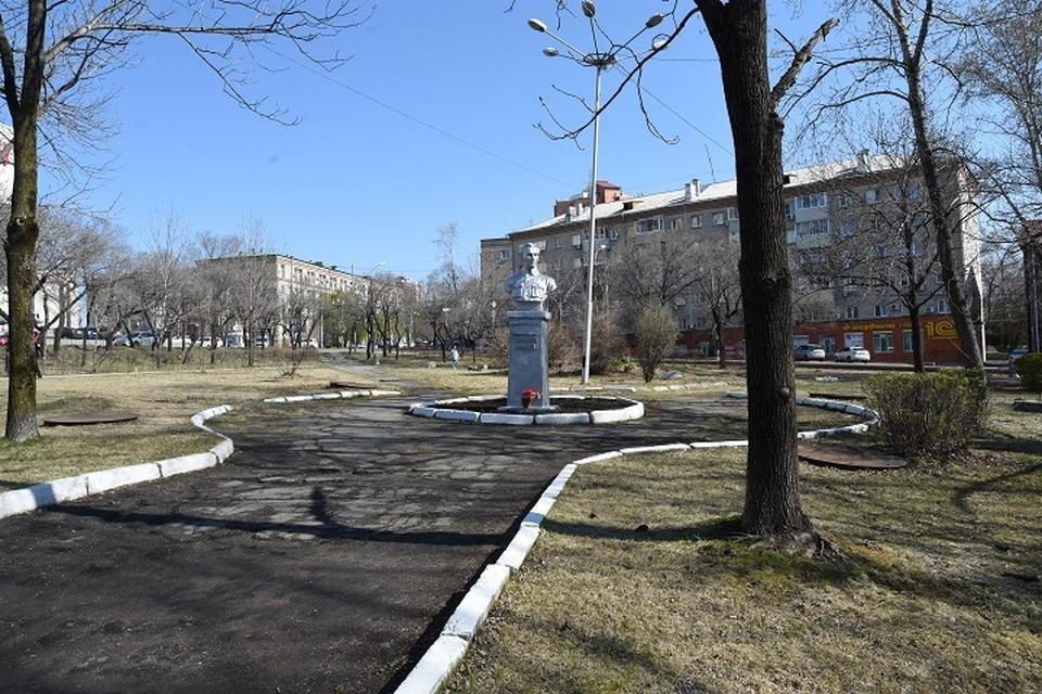 Кроме того, вскоре может быть отремонтирована площадь Серышева