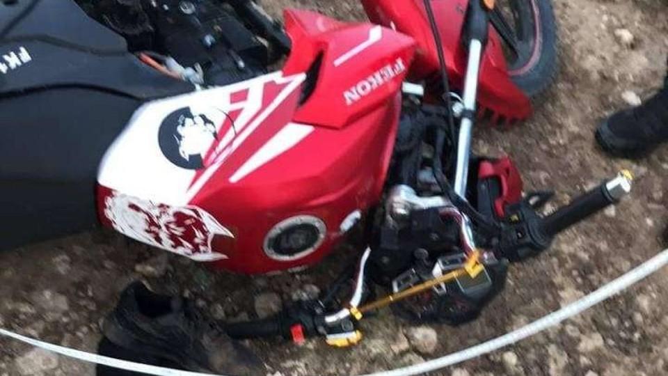 Мотоциклист погиб... (Фото: echipa.md).