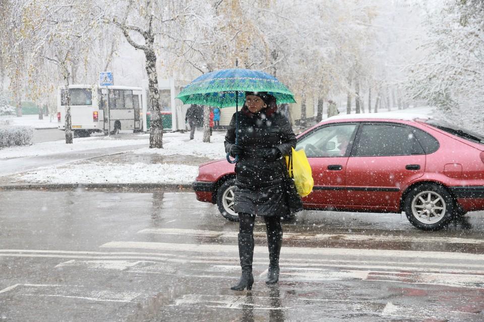 Погода в Алтайском крае с 1 по 3 мая.
