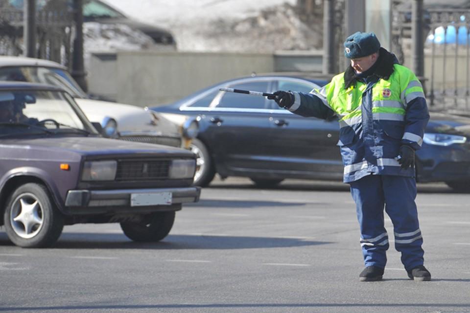 В Брянске на майских праздниках устроят охоту на пьяных водителей.