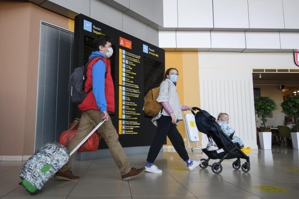 В 2018 году в аэропорту Симферополь открыли новый терминал, который стал самым большим на юге России.
