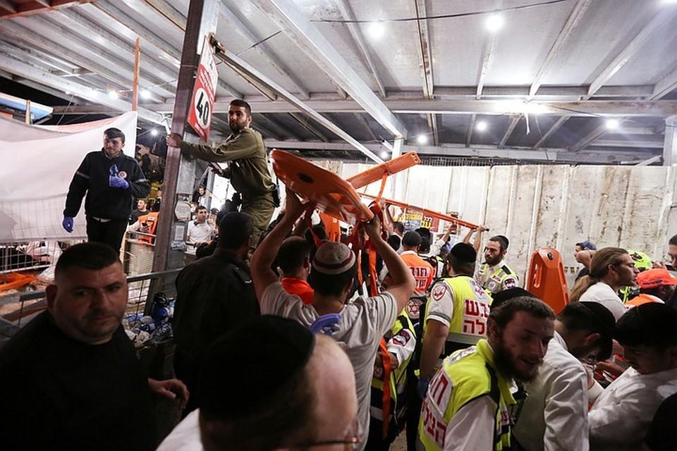 Среди пострадавших при давке в Израиле нет россиян
