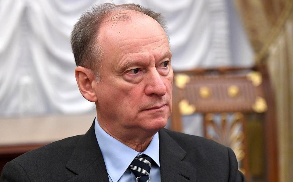 Секретарь Совета безопасности России Николай Патрушев.