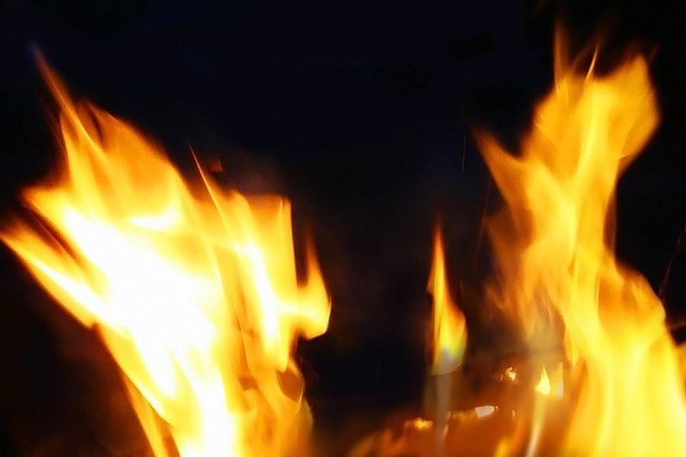 Сейчас специалисты устанавливают причины возникновения пожара.