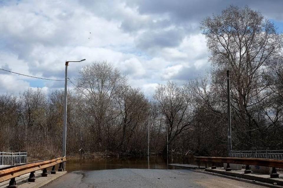 Вода в пяти реках Кировской области продолжает подниматься. Фото: kirovreg.ru