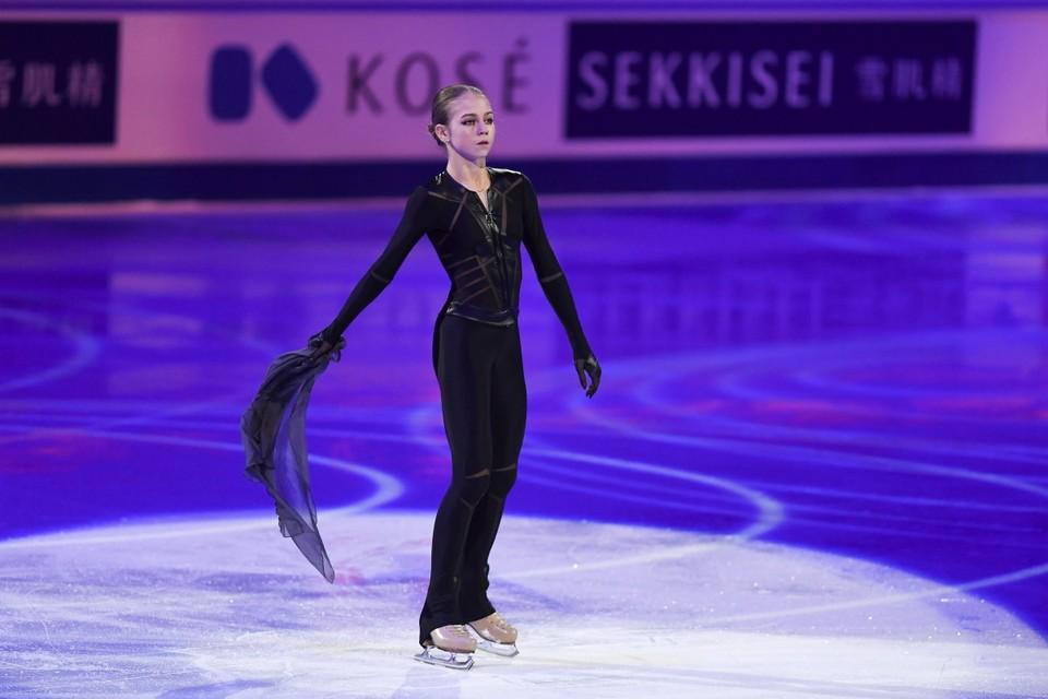 Фигуристка Трусова продолжит карьеру в другом месте.