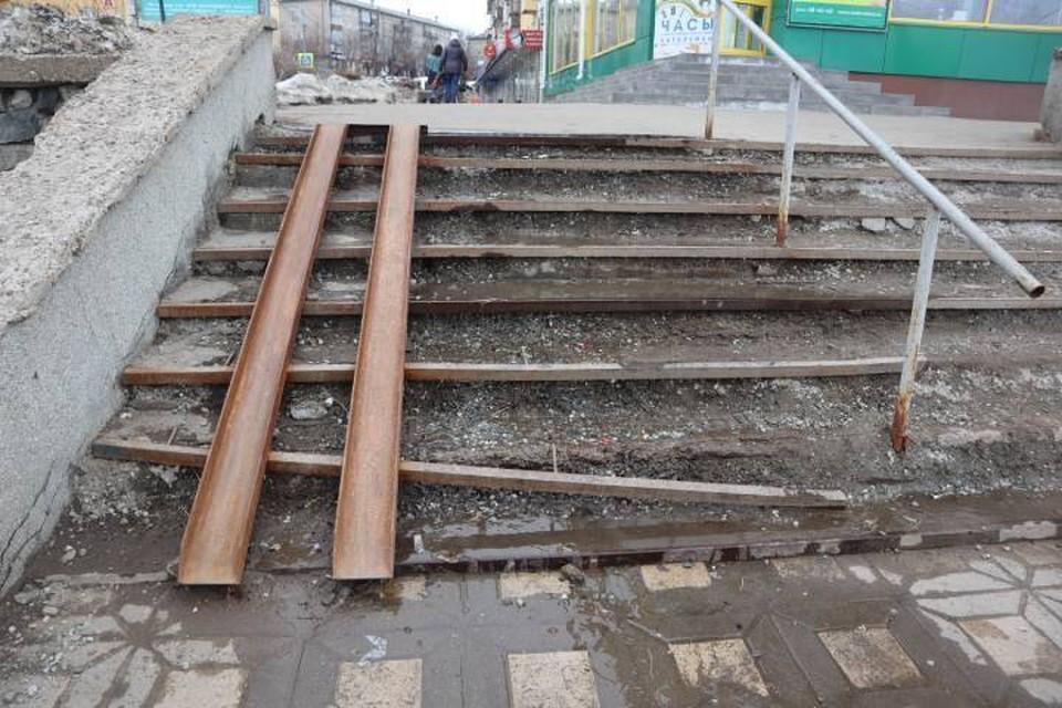 В Кирове до конца мая комиссия администрации города оценит состояние лестниц на улицах областного центра. Фото: onf.ru