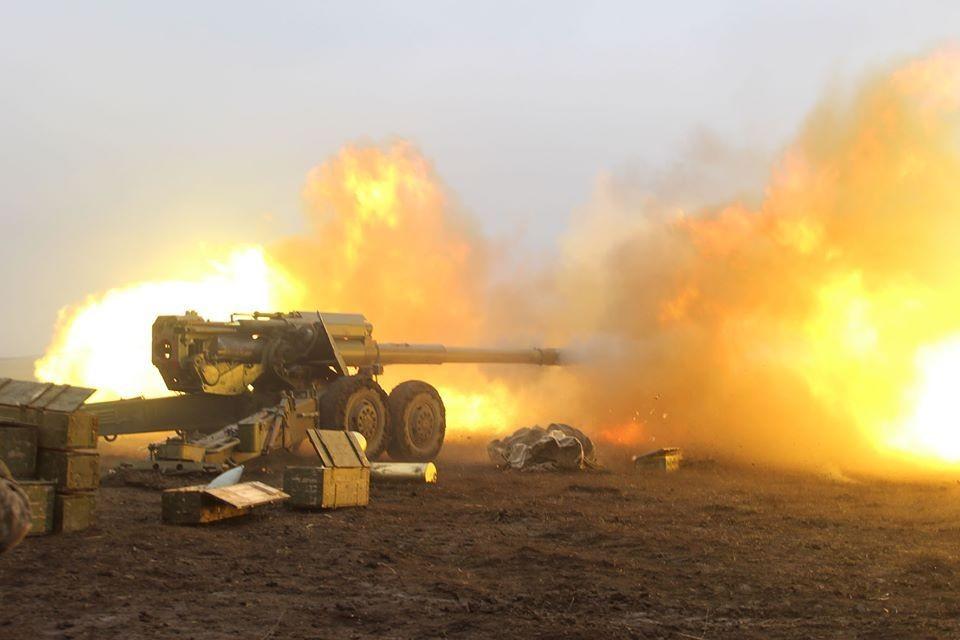 Украинская сторона перестала предоставлять гарантии безопасности. Фото: пресс-центр штаба ООС