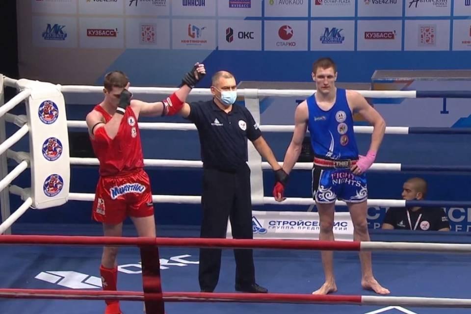 Илья Баланов стал чемпионом мира по тайскому боксу. Фото: vk.com/rusmuaythai2021