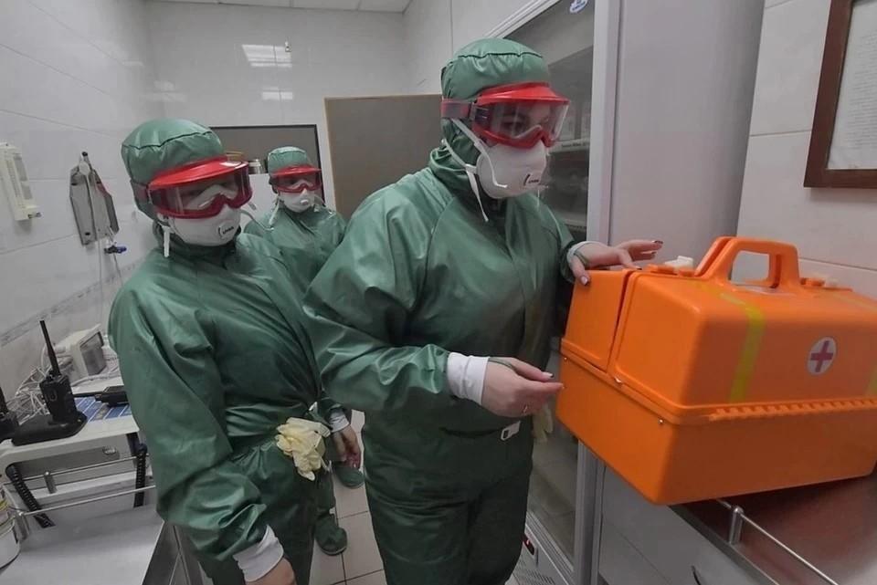С начала пандемии в республике выявили 40568 человек с COVID-19