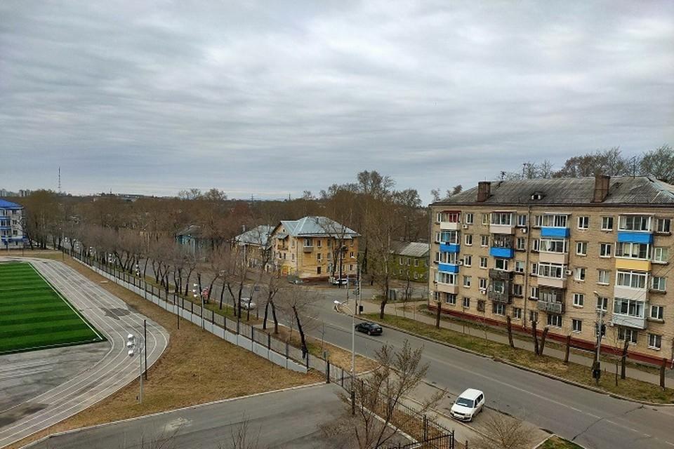 Погода 2 мая: в Хабаровске усилился ветер и упала температура
