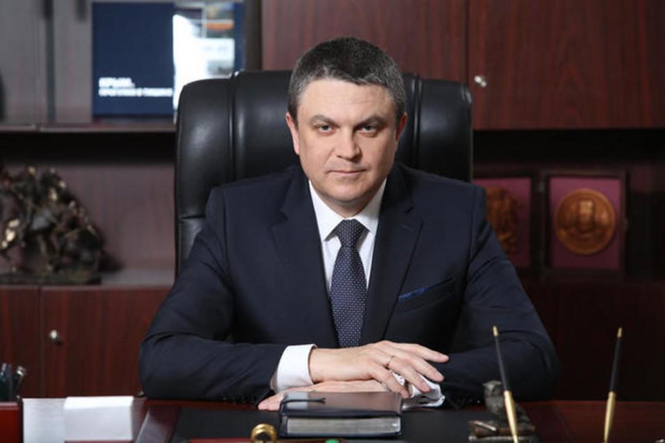 Леонид Пасечник отметил, что Пасха - большой семейный праздник. Фото: АГ ЛНР