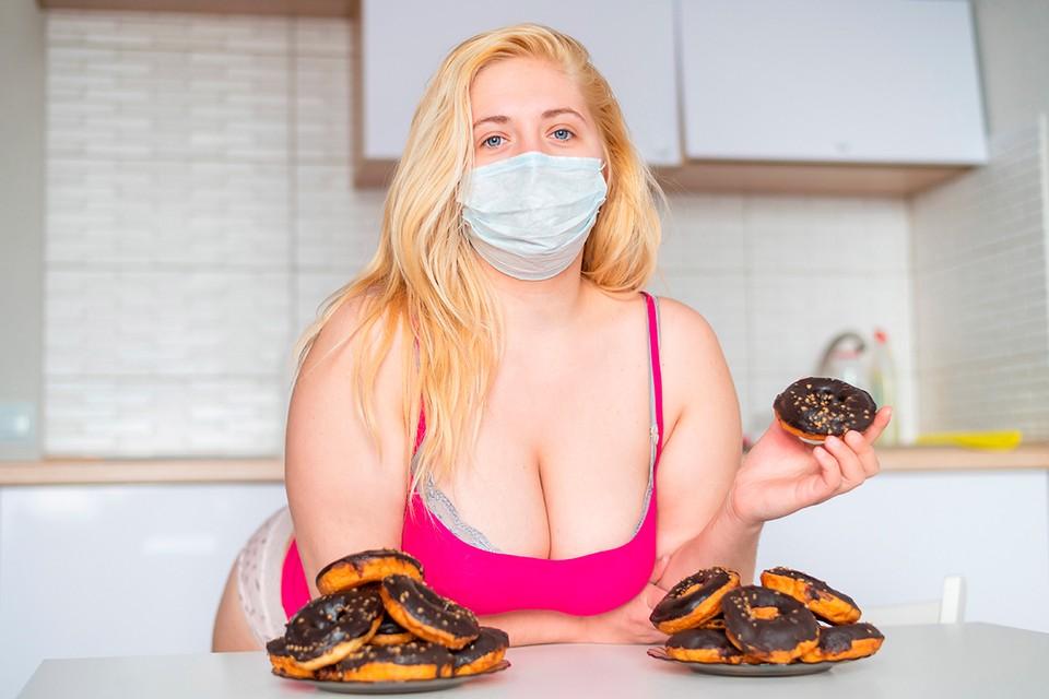 Люди с лишним весом чаще болеют ковидом в тяжелой форме